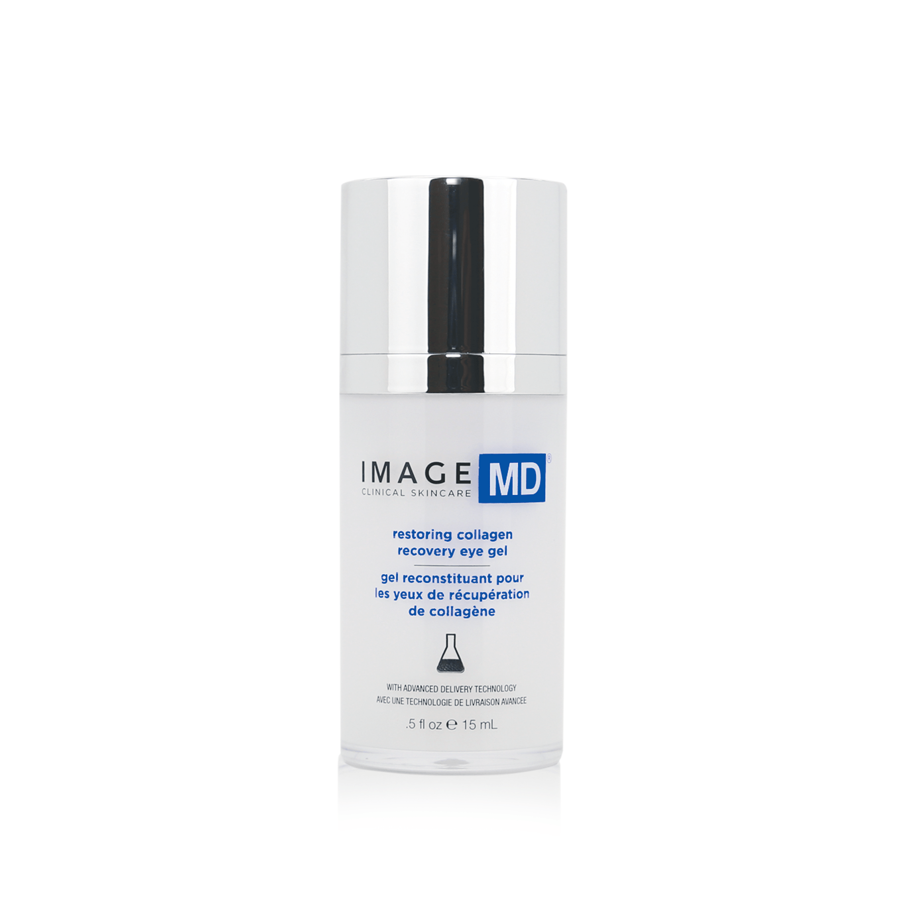 Image Md Restoring Collagen Recovery Eye Gel With Adt